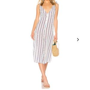 NWT Lovers + Friends Lay Down Jumpsuit